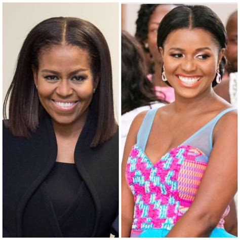 why does michelle obama look like she has a butch haircut on jeopardy guess which celebrity i look like michelle obama