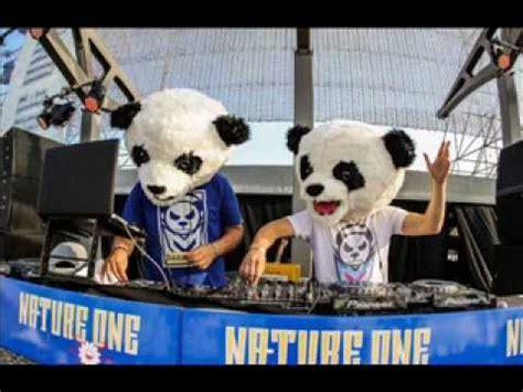 Gmb Set Mounie Panda Pink pink panda live nature one 2014 open air floor live