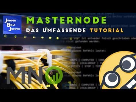 tutorial c deutsch masternode einrichten tutorial deutsch schritt f 252 r