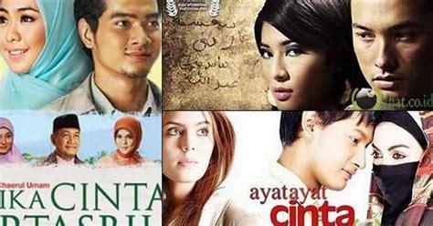 film remaja indonesia paling populer itu unic 5 film bertema religi yang paling populer di