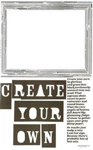 28 Create Your Own 28 how to create your own how to create your own