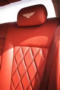bentley quilted leather seats the continental flying spur speed bentley s fastest four