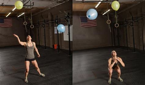 6 exercise to improve agility balloon drill acefitness fitness and fit food