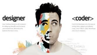 desginer can a web developer also be a web designer