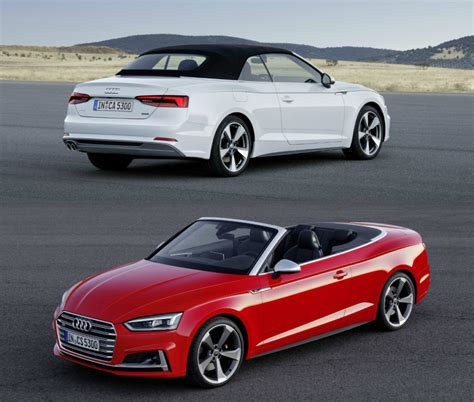 Audi A5 Torque new audi a5 and s5 cabriolets torque