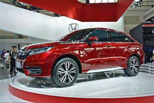 In Honda Honda Avancier Suv Debuts As China S Best Honda Autotribute