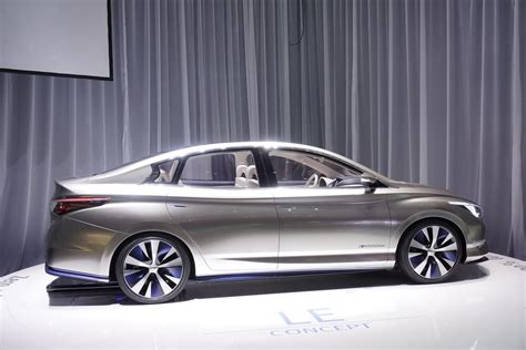 Infinity Auto Electric by All Electric Infiniti Concept To Debut In Detroit Carscoops