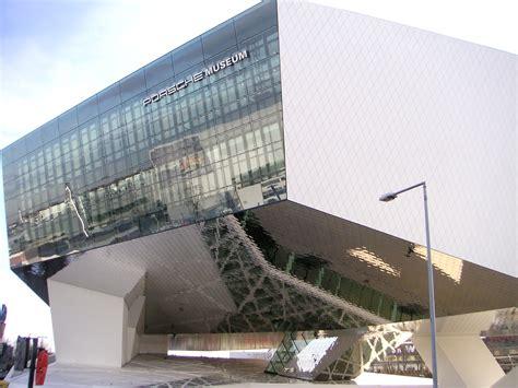 Porsche Museum Architekt by Draheim Steel Porsche Museum