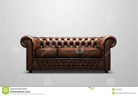 Chesterfield Sofa Royalty Free Stock Photography Image Free Chesterfield Sofa