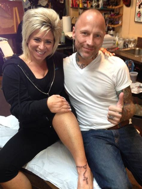 tattoo nightmares tommy helm wife tommy helm smile www pixshark com images galleries