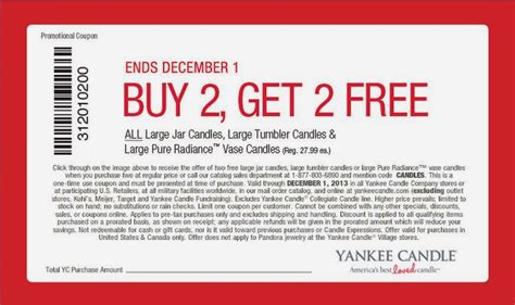 yankee candle printable coupons blogspot frugal mom and wife yankee candle buy 2 get 2 free coupon