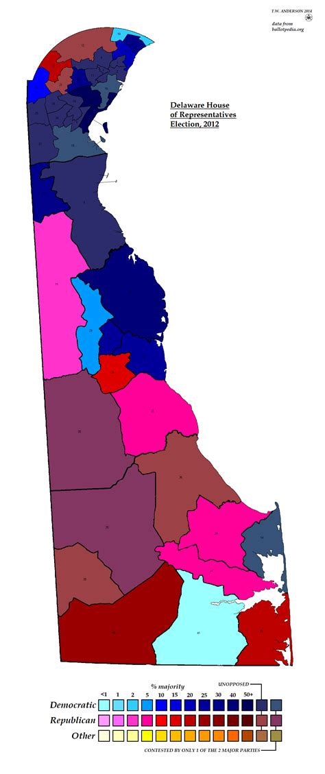 delaware house of representatives resources us state election maps alternatehistory com wiki