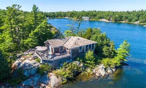 Bay Cottages by Re Max Georgian Bay Cottages For Sale Honey Harbour
