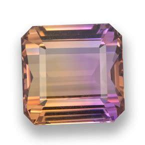 Ametrine 5 97ct 37 carat bicolore am 233 trine gem de br 233 sil naturel and untreated
