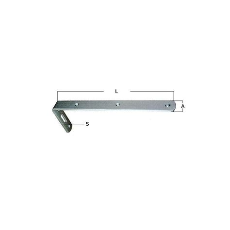 Curtain Shelf Brackets by Shelf Bracket Heavy For Curtains Quot Without Support Quot