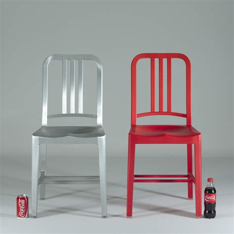 emeco aluminum navy chair 111 navy coca cola chair emeco shop