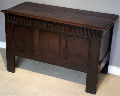 Corner Table Desk Antique Oak Coffer Chest Antique Oak Chest Antique