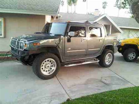 repair anti lock braking 2005 hummer h2 navigation system find used 2005 hummer h2 sut luxury chrome navigation 20 quot wheels loaded in mesa arizona