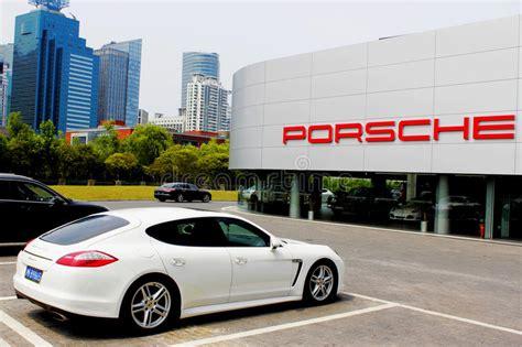 Shop Porsche by Porsche Shop Editorial Image Image 20580115