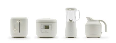 Kitchen Design Competition appliances by naoto fukasawa for muji