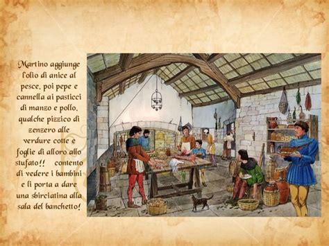 tavolo medievale a tavola nel medioevo 02
