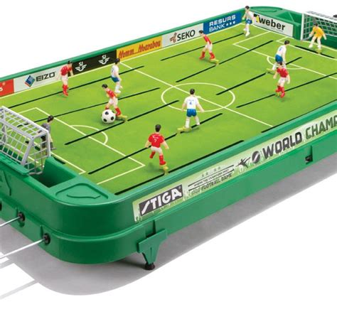 stiga quot world chs quot table soccer game table hockey shop