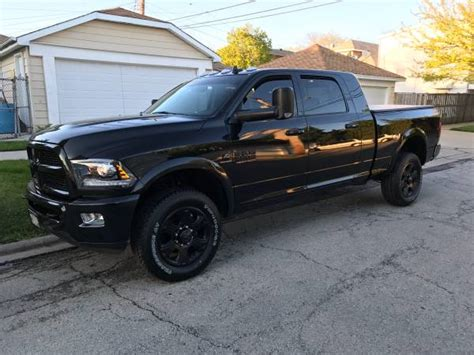 Ram 2500 Black Appearance Package by Sold 2015 Ram 2500 Mega Cab W Black Appearance Package