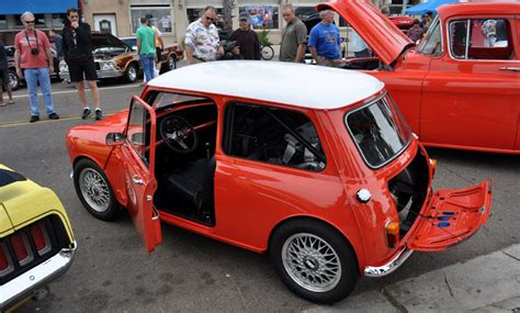 Mini Cooper Hayabusa by Just A Car Turbo Busa Powered 1966 Mini Cooper