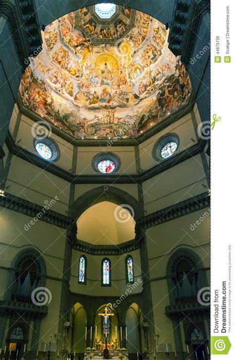 santa fiore interno interno della basilica di santa fiore a firenze