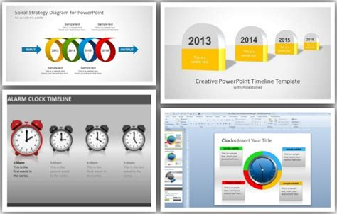 Best Free And Premium Powerpoint Timeline Templates Best 3d Ppt Templates Free