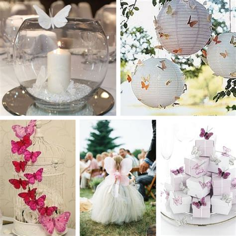amazing ideas for a fabulous butterfly wedding