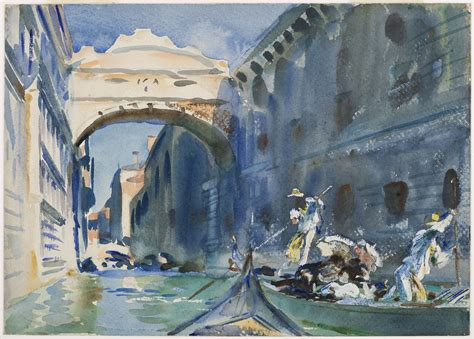 john singer sargent watercolors the boston day book