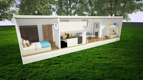 Home Plans With Courtyards by Alpha Tiny Homes Tiny Container Homes For Sale
