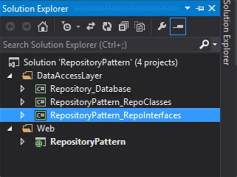 repository pattern vs dependency injection repository pattern using dependency injection autofac in