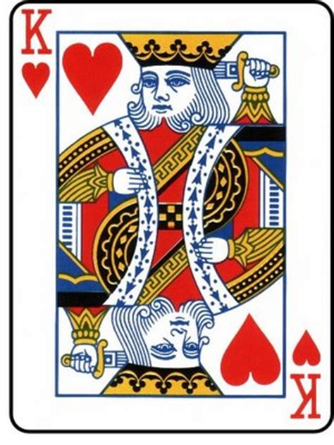 king of hearts card template king of hearts obalesque