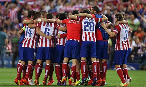 atletico madrid chions league semi finals how last four teams compare