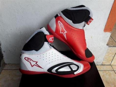 Sepatu Alpine Balap jual sepatu balap motor alpinestar cocok untuk drag murah