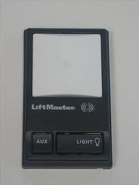 Liftmaster Wifi Garage by Liftmaster 378lm Wireless Wall Button Garage Door Remote