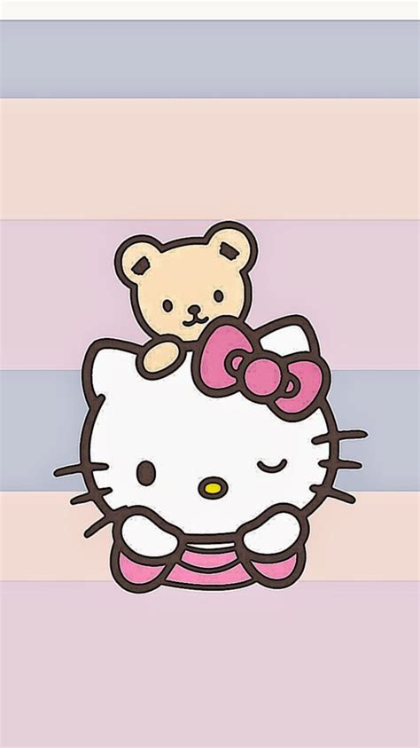 wallpaper of hello kitty for phones 1000 ideas about hello kitty wallpaper on pinterest