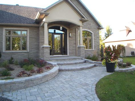 front entrance designs mesmerizing front stone entrance ideas for historical home