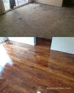 Hardwood Floor On Concrete How You Can Paint Concrete To Look Like Wood