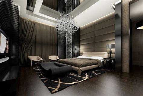mens bedroom ideas scenery painting 现代别墅主卧室吊顶装修效果图 土巴兔装修效果图