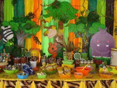 como decorar un salon de selva castillos eventos de ursula newman animales de la