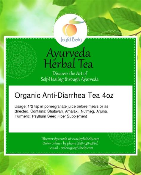 Detox Tea Diarrhea by Stool Formed But Porous Airy Ayurvedic Diet