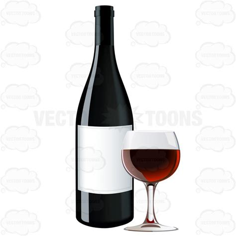 wine bottle emoji wine bottle to a glass of wine clipart by