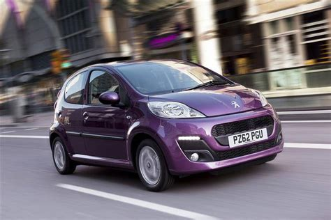 Peugeot 107 Review peugeot 107 2012 2014 used car review car review