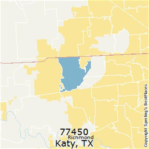 katy zip code map texas best places to live in katy zip 77450 texas