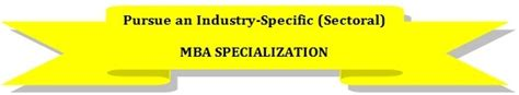 Easy Mba Specialization by Top 10 Sectoral Mba Specializations A Detailed Review