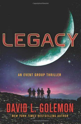 legacy carpathian novel a event thriller book series by david golemon