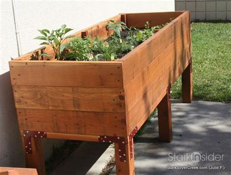 diy herb garden box 56 best creative planter box ideas images on pinterest